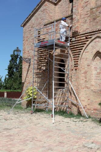 Hliníková věž FARAONE - METALPARTS